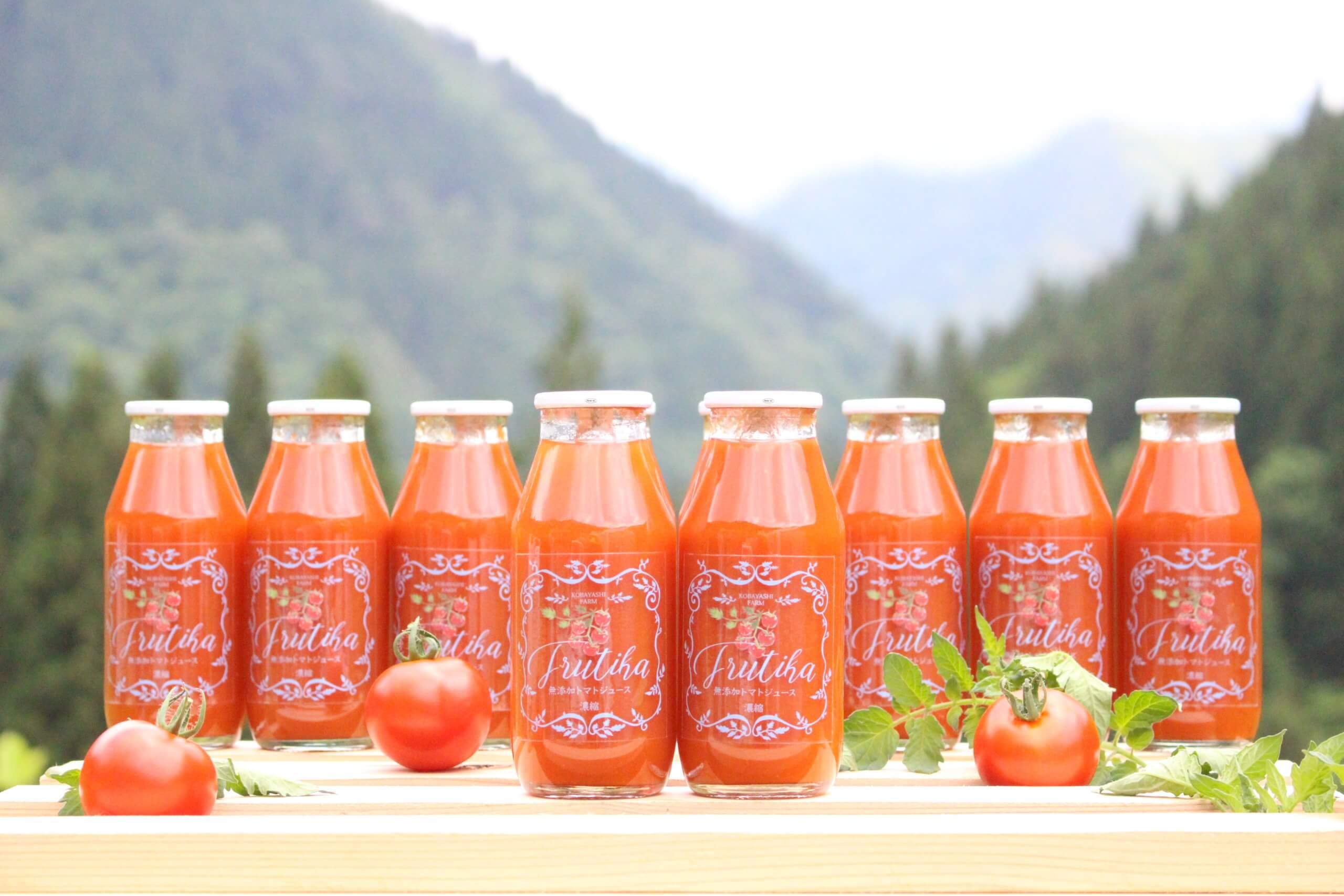 濃厚トマトジュース