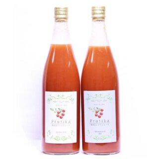 美味しいトマトジュースストレートとリッチ720
