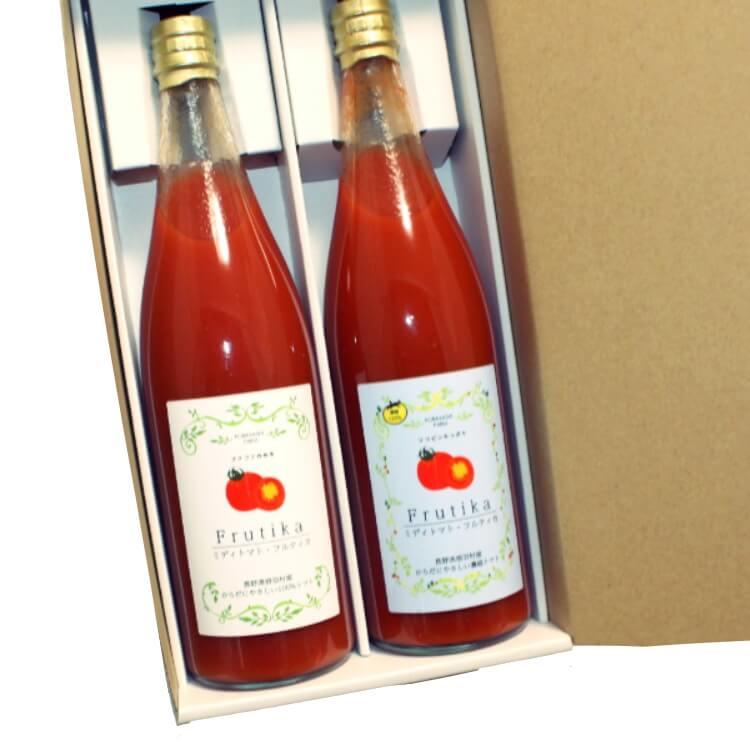 無添加トマトジュース贅沢飲み比べギフト