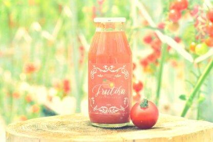 小林農園無添加トマトジュースミニストレート