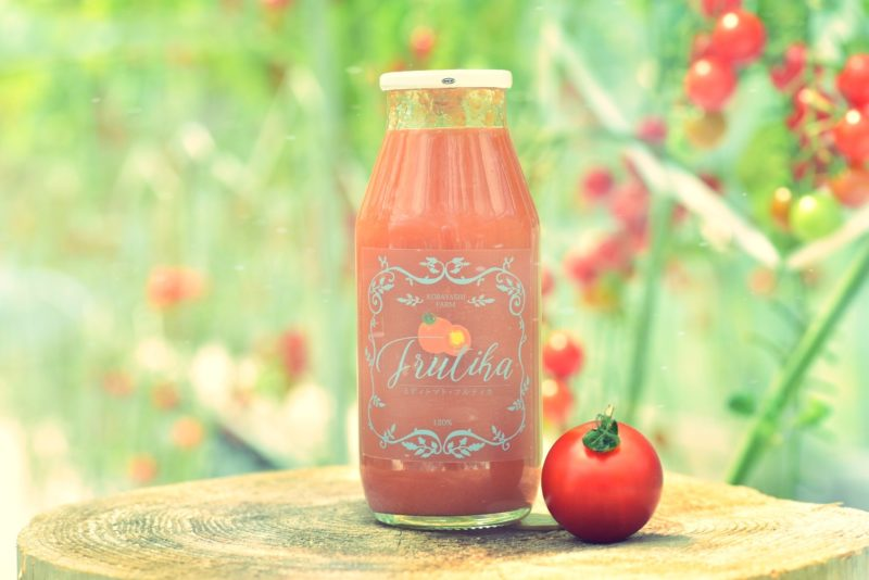 小林農園無添加トマトジュースミニ濃縮