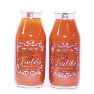 美味しいトマトジュースストレートとリッチ