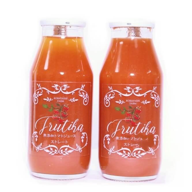 美味しいトマトジュースストレート