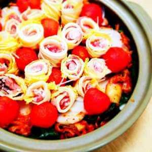 トマトレシピ旨から美肌鍋