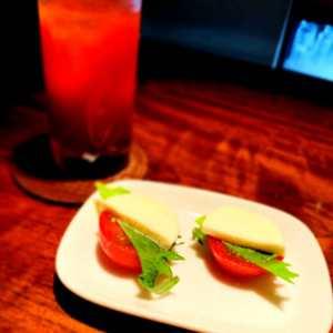 トマトレシピチーズカプレーゼ