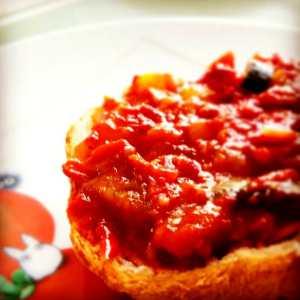 トマトレシピ夏野菜のラタトゥイユ