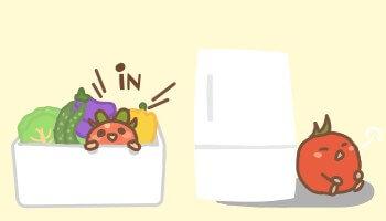 フルーツトマトおいしい保存方法冷蔵庫