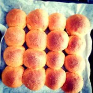 トマトレシピ手作りパン