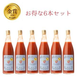 無添加トマトジュース金賞お得な6本セット
